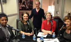 WPO members, along with Elizabeth Gordon, host of Results Matter radio on Business RadioX
