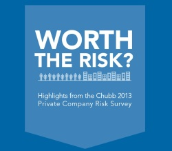 Chubb Worth The Risk Graphic